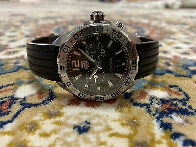 Mens - Tag Heuer Formula 1 Pre Owned Watch WAZ111A