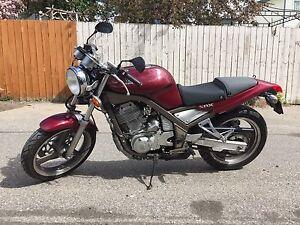 1991 Yamaha SRX 400 Import