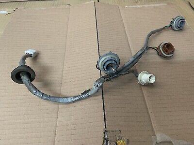 Hyundai i10 (08-10) Drivers Side Rear Bulb Holder Wiring Loom