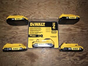 DeWalt 20 volt Max XR 2.0ah battery or charger