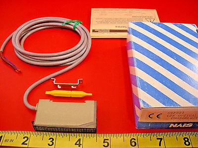 Nais UZF321 Photoelectric Sensor UZF Optical Fiber Matsushita 4-Wire Nib New Fiber Photoelectric Sensor