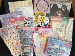 Kawaii Japan Lot, Sanrio, San-x, Kamio