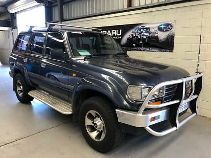 1995 Toyota Land Cruiser GXL Ascot Belmont Area Preview