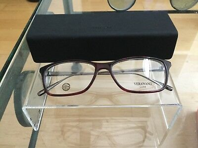 New Women Eyeglasses Vera Wang SAGATTA RUBY 53-15-135
