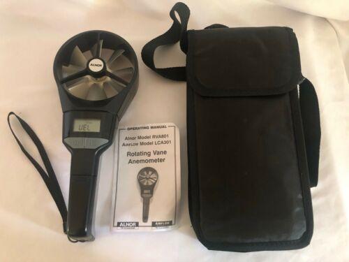 TSI Alnor RVA801 Rotating Vane Anemometer