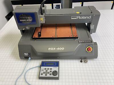 Roland Egx-400 Engraving Machine