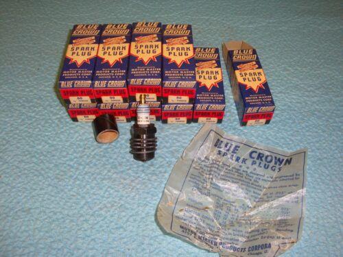 Blue Crown Spark Plugs - 00 Com - 7/8