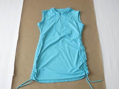 Athleta 1 Piece Sport Sleeveless Sport/Tennis Dress Sz M (RN 54023/Style 841430)