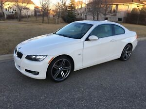 "2007 BMW 3 series X-Drive AWD coupe (2) door 328xi 19"" & 17""rims"