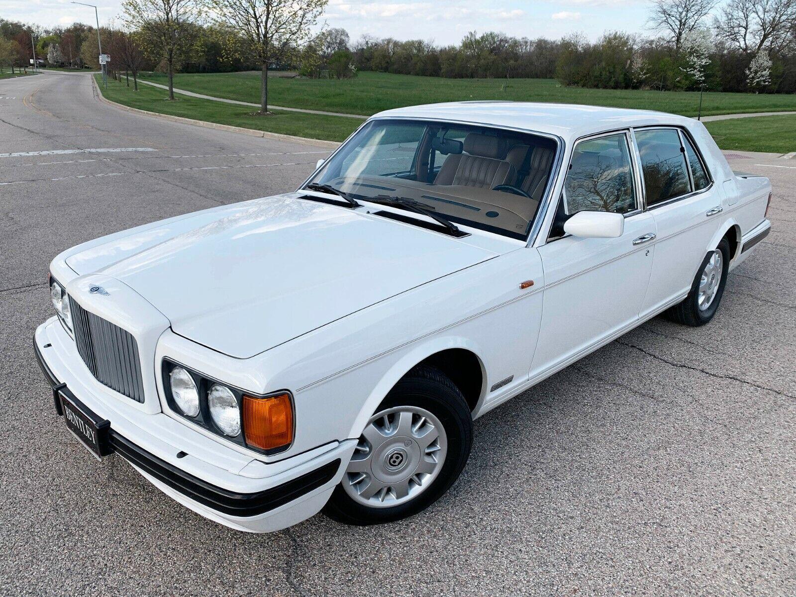 2-owner, Florida & Texas car, super clean example ~ Bentley Brooklands.