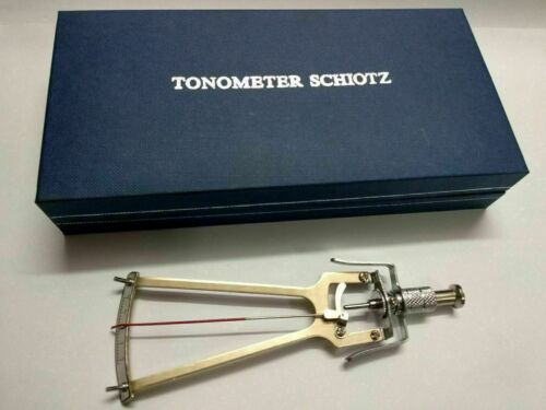 Brand New Schiotz Tonometer For Ophthalmology & Optometry BEST DEAL
