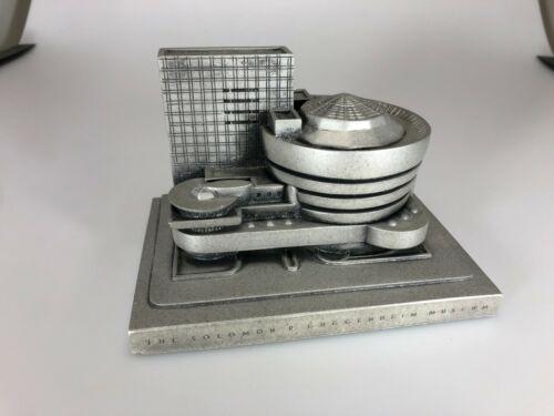 Very Rare Guggenheim Museum Souvenir Building Replica City Models