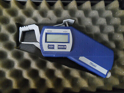 Dyer 655 Series Electronic Min-wallthickness Gage Guage Case