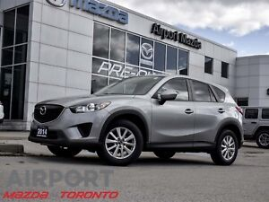 2014 Mazda CX-5 GX -- Front wheel dr, Bluetooth