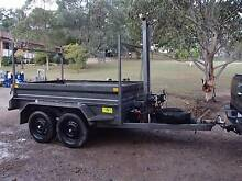 Electric tipper trailer 8x5 high sides Clarence Town Dungog Area Preview