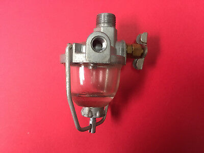 Farmall F12 F14 F20 F30 Tractor All Fuel Kerosene Sediment Bowl 13120d 17237d