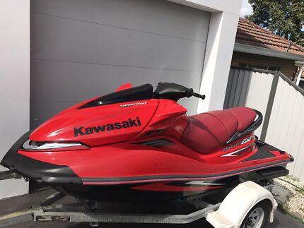 Kawasaki ultra 250X Supercharged