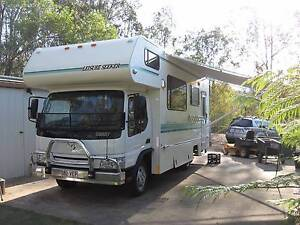 2001 Winnebago LEISURESEEKER  Motorhome on 2001 MAZDA T4600 base Mundoolun Logan Area Preview