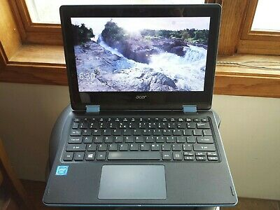 Acer Aspire N15W5 R3-131T-C1YF 2in1 32gb  Laptop Tablet 8gb ram Win 10 - Used