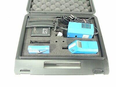 Jenoptik Hommelwerke Hommel Tester T500 Portable Surface Roughness Tester Set