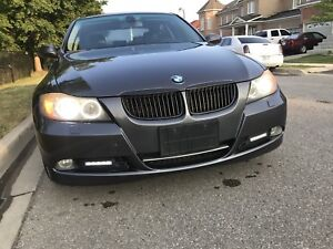 2008 bmw 335xi e90 AWD great for winter!