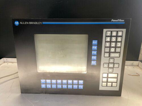 Allen Bradley Panel View 1200 CAT No. 2711-KA1 Ser A