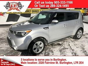 2016 Kia Soul LX, Automatic, Bluetooth, Power Group