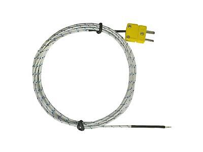 Exposed Tip Temperature Sensors Thermocouple K Type W Mini K Type Connector
