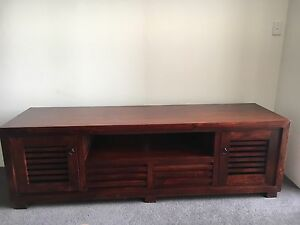 TV Unit - Solid Timber Randwick Eastern Suburbs Preview