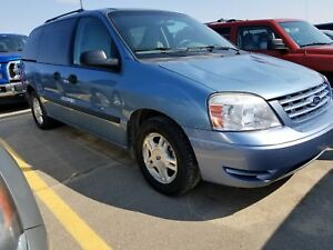 2007 Ford Freestar Wagon SE