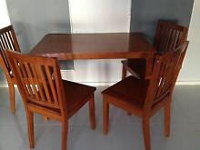 Dining set - table & 4 chairs Newborough Latrobe Valley Preview