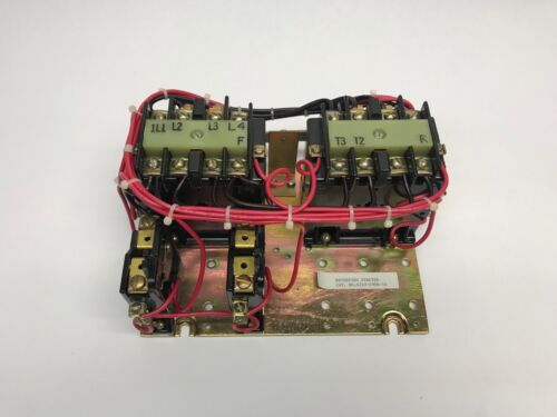 Struthers-Dunn 6210-4906-14 Reversing Starter Relay Control, 20A Contactor