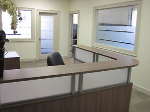Private furnished offices including utilities, internet & phones