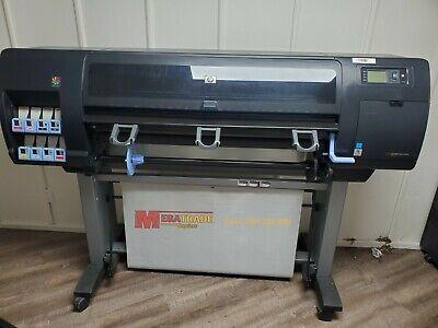 Hp Designjet Z6200 42-inch 1 Roll Color Inkjet Wide Format Printer