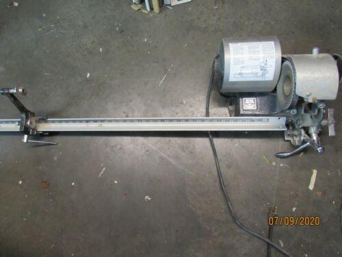 Star Model M-200 Shade Cutter