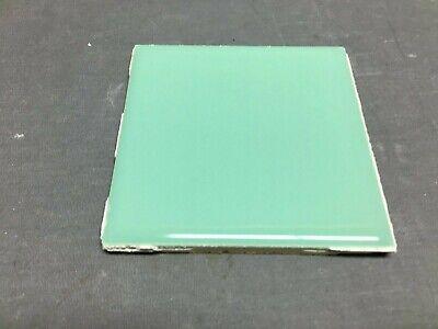 One Antique Ceramic White Subway Tile 3 x 6 More Available  Vtg JB Owens 420-20B
