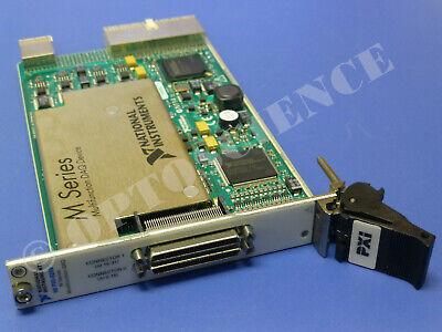 National Instruments Pxi-6259 Ni Daq Card 32 Ch Analog Input Multifunction