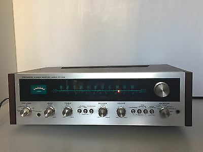 Vintage Pioneer SX-626 AM/FM Stereo Receiver AS IS