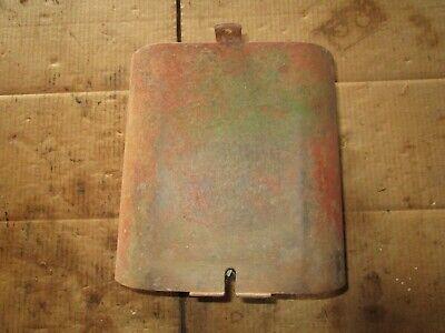 Pto Shield For A Farmall H