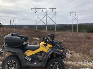 2011 can am xmr 800