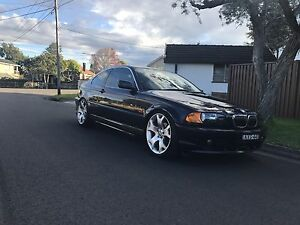 2000 BMW 3 Series E46 Coupe Sydney City Inner Sydney Preview