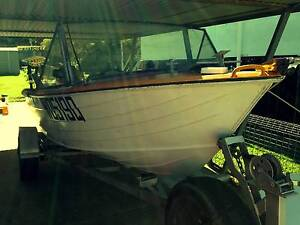 Aluminium Boat with Excellent Yamaha 40Hp Engine !!! Brisbane City Brisbane North West Preview