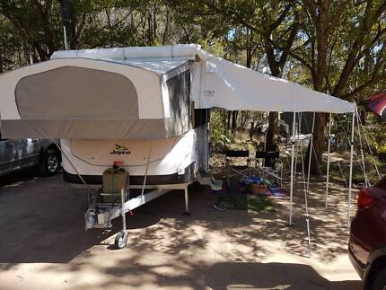 Jayco Swan Outback Camper 2013-mint condition