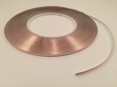 18 X 55 Yards Copper Foil Tape- Emi Shielding- Conductive-165 50m