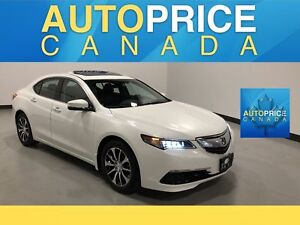2015 Acura TLX Tech MOONROOF NAVIGATION LEATHER
