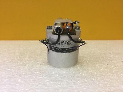 Hp Agilent 86222-60007 3.8 Ghz Sma F Yig Oscillator. Tested