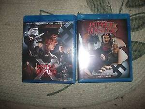 puppet master blurays Scoresby Knox Area Preview