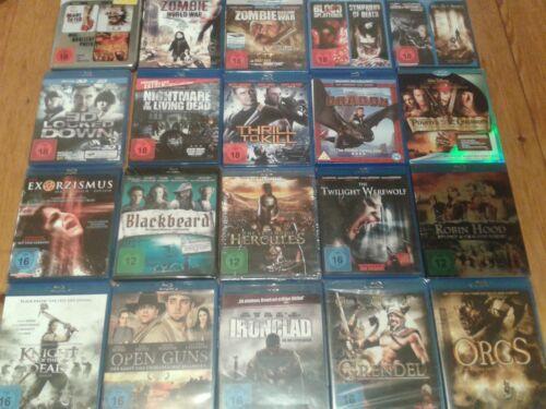 47 Filme-Sammlung Blu-ray, FSK18, OVP, 3D & 2D, Get Carter, Dragon,...