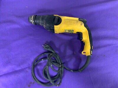 Dewalt D25113 Pistol Grip 3 Mode Sds Rotary Hammer Drill Guaranteed