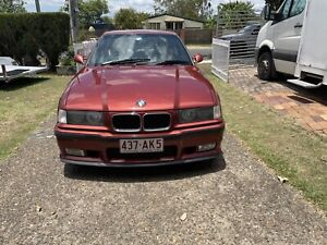 1994 Bmw 3 18i 2d Coupe swapped late e60 530 3l 5 speed manual